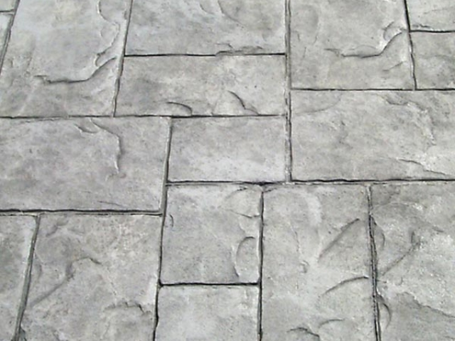 Ashlar Cut Slate Gray