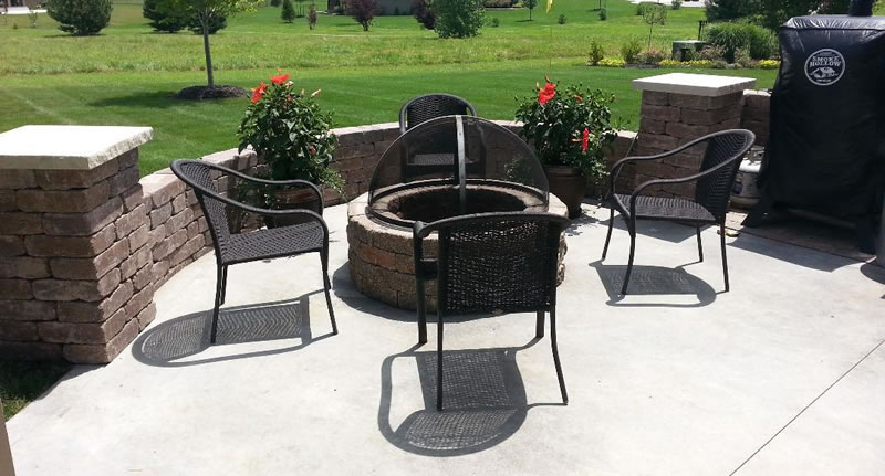 Concrete Patio Construction In Kansas City Schedule Your Free Quote