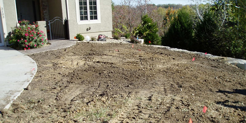 New Lawn Installations Kansas City Schedule Your Free Quote